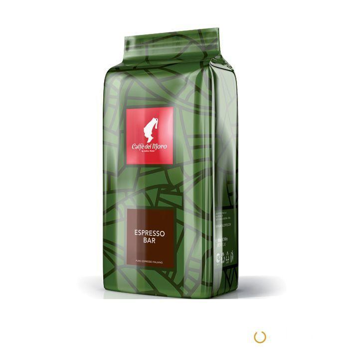 Кофе зерновой Julius Meinl Caffe del Moro Espresso Bar 1 кг