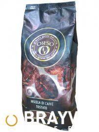 Кофе в зернах CAFFE ORSO Nero 1кг