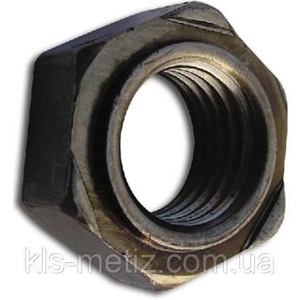 DIN 929 Гайка шестигранная приварная, стальная от М 3 до М 16, фото 2