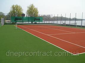 Искусственная спортивная трава для тенниса, мини футбола