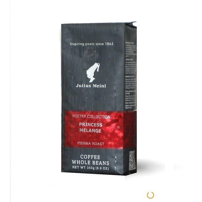 Кофе зерновой Julius Meinl №3 Princess Melange (Принцесса Меланж) 250 г