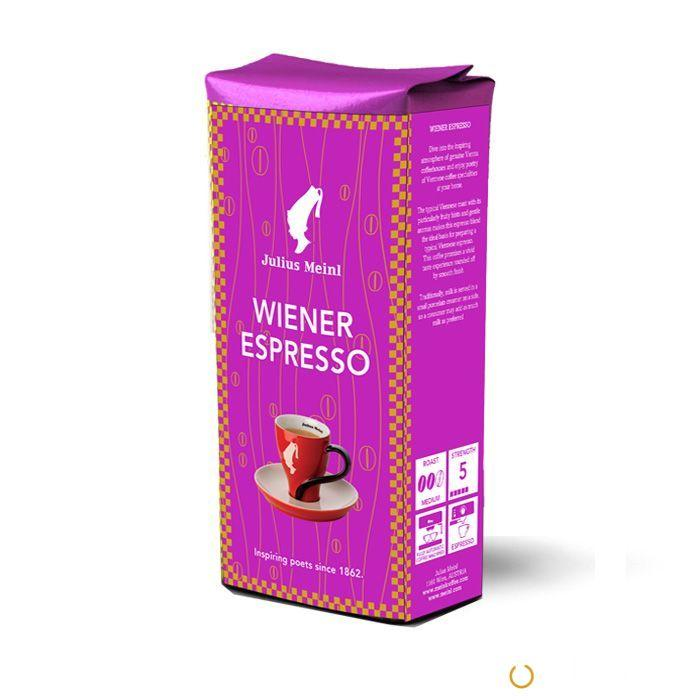 Julius Meinl Wiener Espresso в зернах 250 г