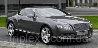 Лобовое ( ветровое) стекло на Bentley
