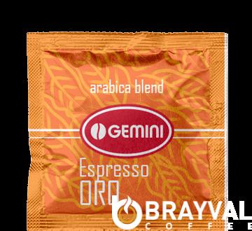 Кофе в монодозах Gemini Espresso ORO 100 шт