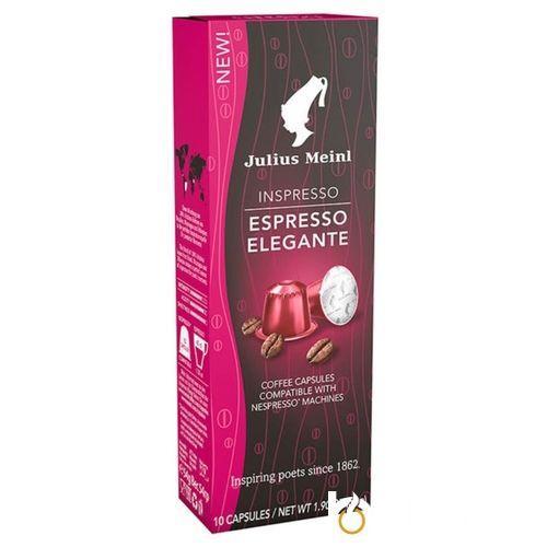 Капсулы Julius Meinl Espresso Elegante 10 шт