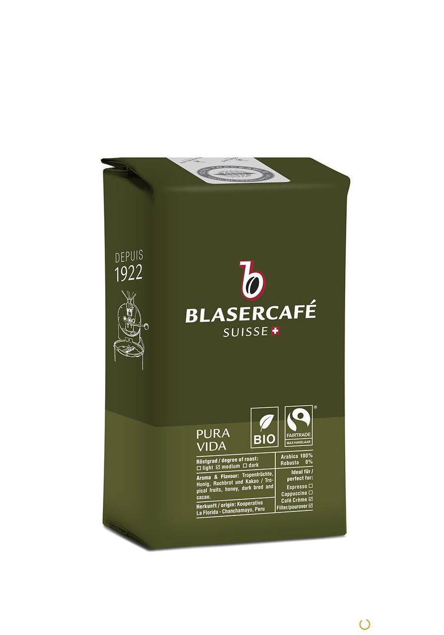 Кофе в зернах Blasercafe Pura Vida 250 г