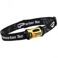 Фонарь налобный туристический Princeton Tec Fred LED желтый/черный