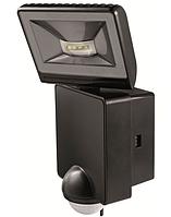 Светодиодный прожектор 8 Вт с датчиком движения LUXA 102-140LED 8W BK th 1020972