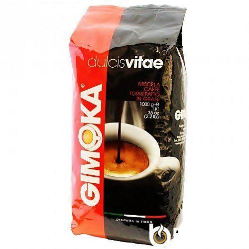 Кофе в зернах GIMOKA DULCIS VITAE 1 кг