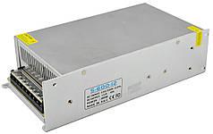 Блок питания UKC S-600-12 12V 50A 600W (металлический)