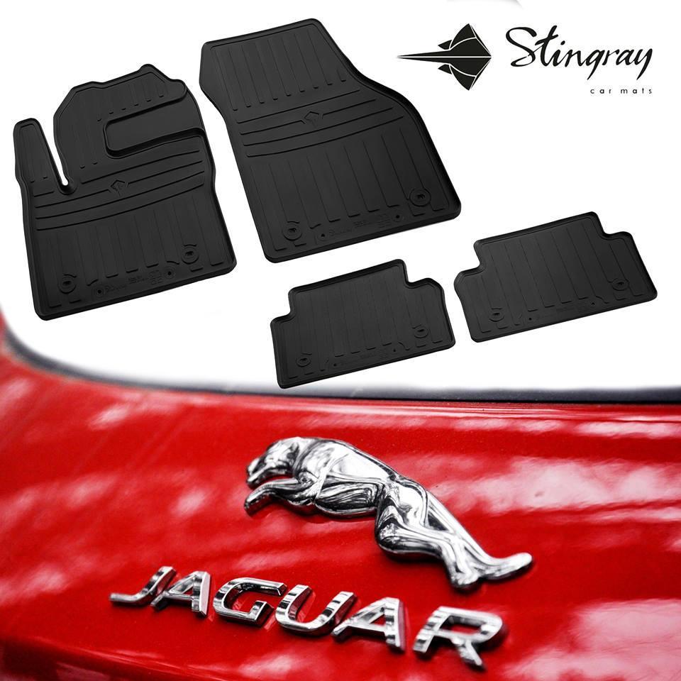 Коврики автомобильные Jaguar E-Pace 2017- Stingray