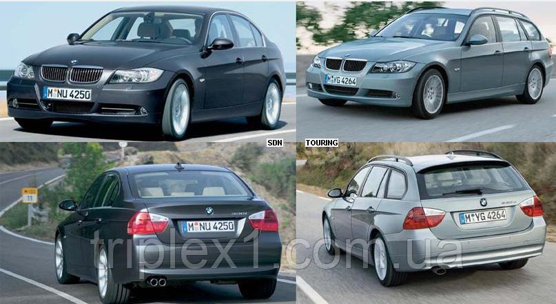 Лобовое ( ветровое) стекло на BMW