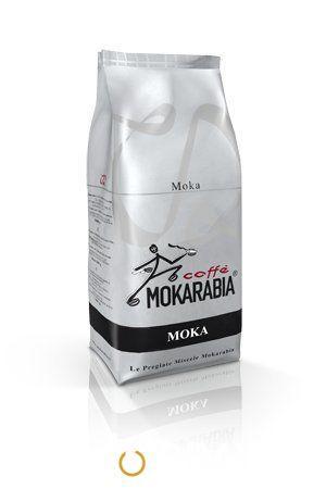 Кофе в зернах Mokarabia Strong 1 кг