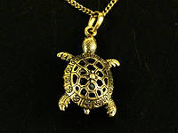 Кулон символ удачи Черепаха
