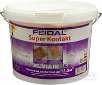 Грунтовка адгезионная Feidal Super Kontakt 4 кг