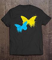 Футболка патриота | Бабочки Метелики |, фото 1