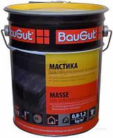 Мастика битумная BauGut для приклеивания и ремонта 10 кг