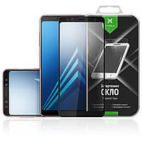 Стекло защитное Vinga для Samsung Galaxy A8 Plus (2018) A730 (VTPGS-A730), фото 1