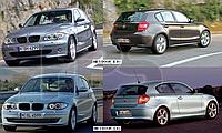 Заднее стекло на BMW