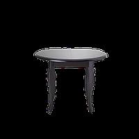 Стол раскладной деревянный Тис-8 венге D100