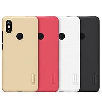 Чехол пластиковая накладка Nillkin для Xiaomi Mi A2 / Mi6X (Сяоми (Ксиаоми, Хиаоми) Ми 6 икс)