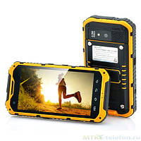 Защищенный смартфон Land Rover A9+Yellow Octa core MTK6592 IP68 8 Мп 2Gb\16Gb Yellow