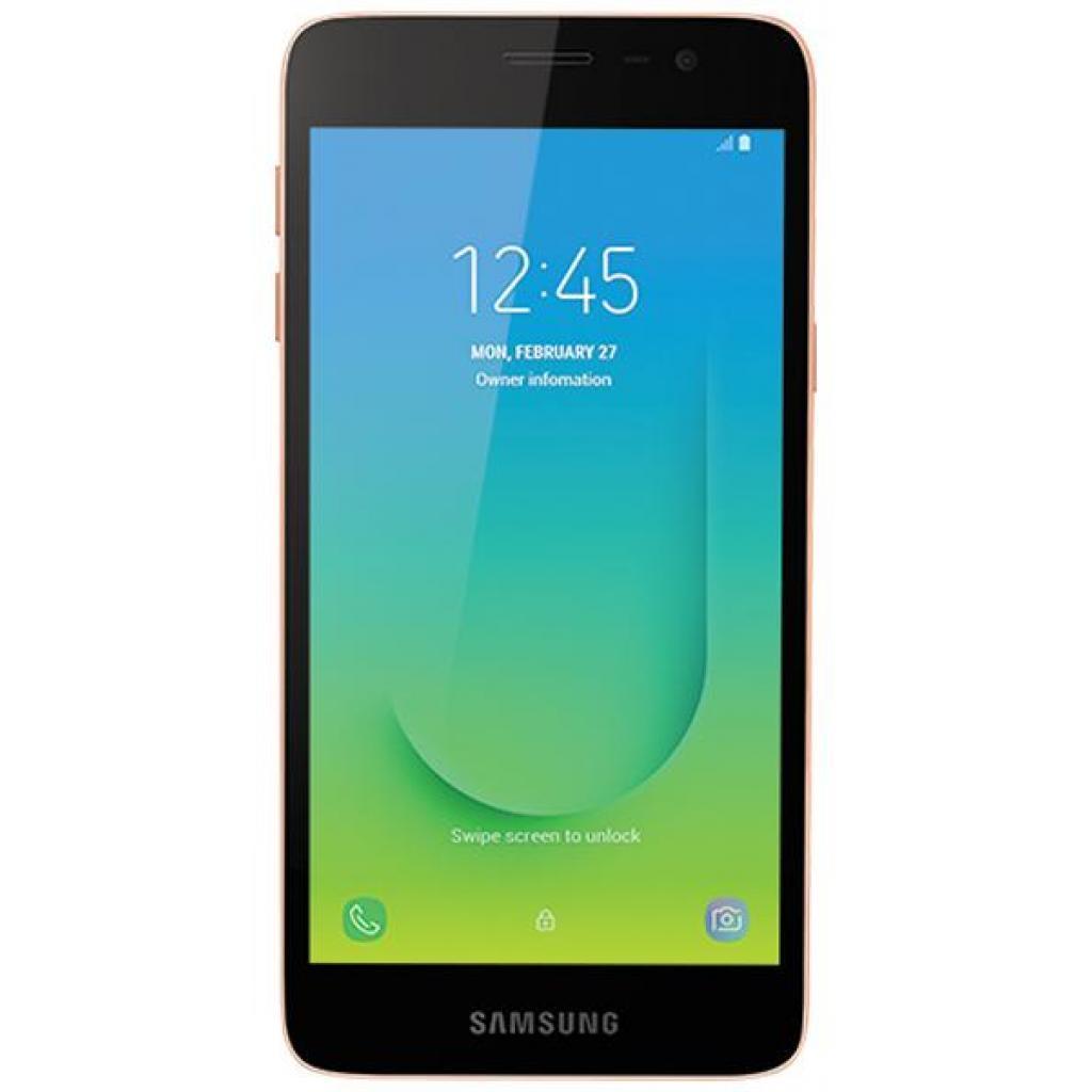 Мобильный телефон Samsung SM-J260F (Galaxy J2 Core) Gold (SM-J260FZDDSEK)