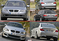 Боковое стекло на BMW.