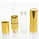 До-15 Gold (флакон 15 ml + пульверизатор + колба + кришка), фото 2