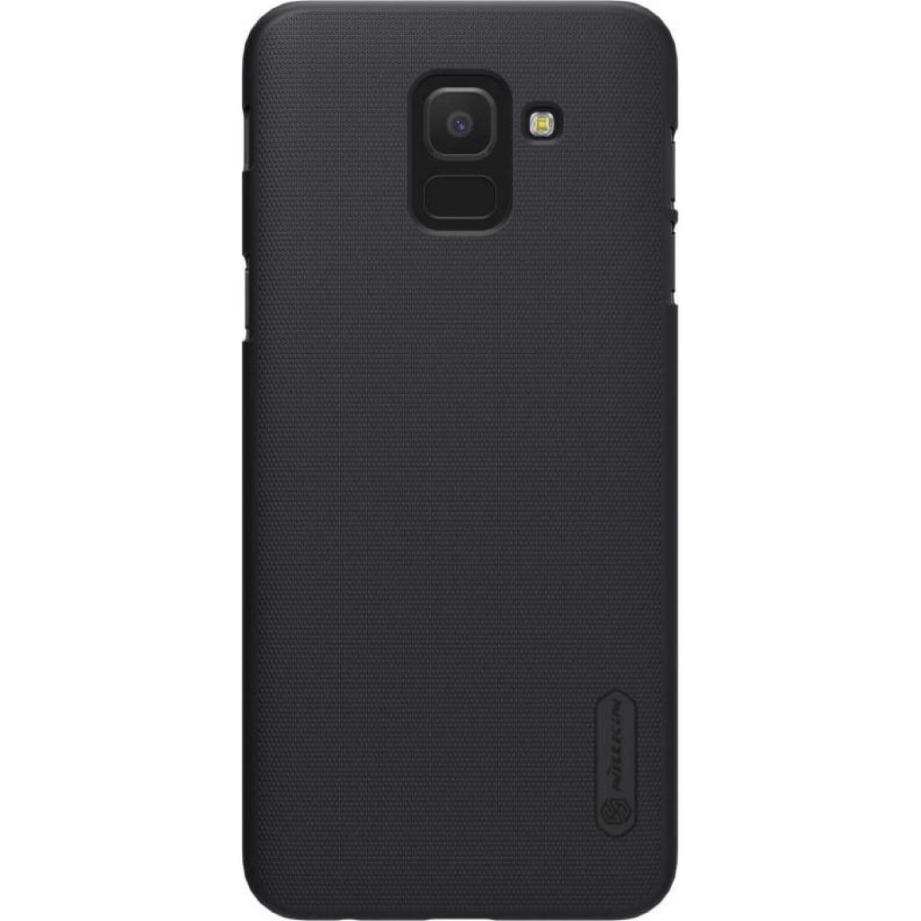 Чехол для моб. телефона NILLKIN Samsung J6 PC Black (391407)