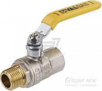 Кран шаровой Valtec газовий VELGAS ВН 1/2 ручка
