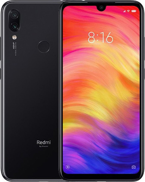 Смартфон Xiaomi Redmi Note 7 3/32Gb Space Black Global Version