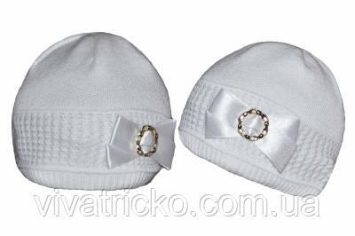 Детские шапки весна м 8106, разные цвета
