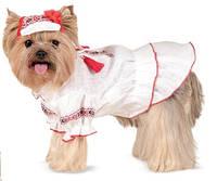 "Вышиванка Pet Fashion ""Марийка"" для собак, фото 1"