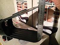 Двойная стойка подставка для хранения обуви, подставка под обувь Чёрный shoe rack, фото 1