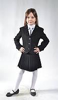 Костюм школьный на девочку Джулия (пиджак+юбка)