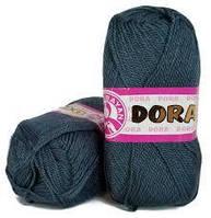 """Пряжа Madame Tricote Dora  """"018"""""""
