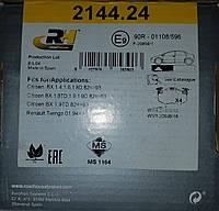 Тормозные колодки Ситроен б икс Citroen BX  Roadhouse PEUGEOT205 I (741A/C)