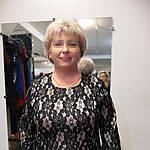 Кружевное платье из ждерси и французкого кружева на пудровой подкладке.58- 60 размеры батал, фото 6