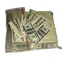 Доллары сувенирные 0,5 кг