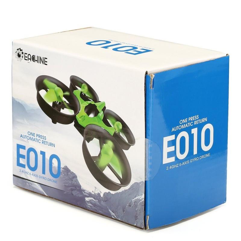 Квадрокоптер Eachine E010 Mini
