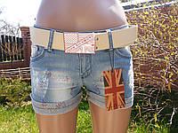 Джинсовые шорты женские Richmond