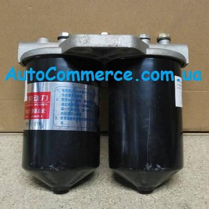 Фильтр топливный тонкой очистки FOTON 3251/2 (Фотон 3251/2) в сборе, фото 2