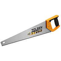 Ножовка по дереву Tolsen 550 мм 7TPI (31073), фото 1