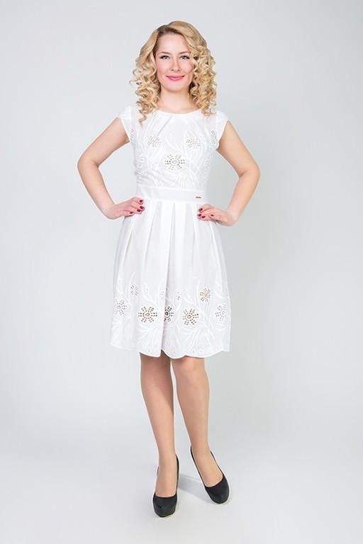 Батистовое платье это