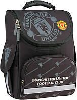 MU15-501S Ранец школьный каркасный KITE 2015 Manchester United 501