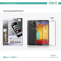 Защитная пленка Nillkin для Samsung  Note 3 N9000 матовая