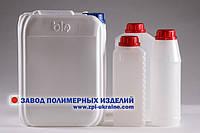 Канистры  для Биопрепаратов пластиковые 5л, K -5