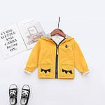 Милая куртка на весну и осень Katoofely  Акция! Последний размер:  130см
