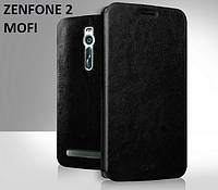 Чехол для Asus ZenFone 2 - Mofi New Rui book